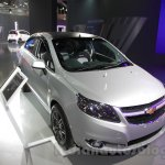 Chevrolet Sail special edition at 2016 Auto Expo