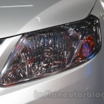 Chevrolet Sail special edition headlamp at 2016 Auto Expo