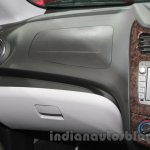 Chevrolet Sail special edition left aircon vent at 2016 Auto Expo