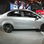 Chevrolet Sail special edition side profile at 2016 Auto Expo