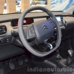 Citroen C4 Cactus Rip Curl interior at the 2016 Geneva Motor Show Live