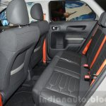 Citroen C4 Cactus Rip Curl rear seat at the 2016 Geneva Motor Show Live