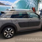 Citroen C4 Cactus Rip Curl rear three quarter at the 2016 Geneva Motor Show Live