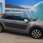 Citroen C4 Cactus Rip Curl side at the 2016 Geneva Motor Show Live