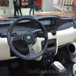 Citroen E-Mehari interior at the Geneva Motor Show Live