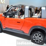 Citroen E-Mehari side at the Geneva Motor Show Live