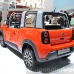 Citroen E-Mehari taillamps at the Geneva Motor Show Live