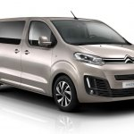 Citroen SpaceTourer front three quarters