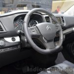 Citroen SpaceTourer interior at the 2016 Geneva Motor Show Live