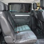 Citroen SpaceTourer rear seat at the 2016 Geneva Motor Show Live