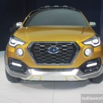 Datsun Go Cross Concept at Auto Expo 2016