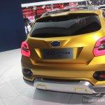 Datsun Go Cross Concept rear at Auto Expo 2016