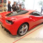Ferrari 488 GTB rear right three quarter