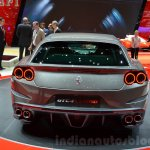 Ferrari GTC4Lusso rear at the 2016 Geneva Motor Show Live