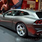 Ferrari GTC4Lusso rear three quarter at the 2016 Geneva Motor Show Live