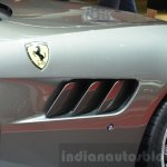 Ferrari GTC4Lusso vents at the 2016 Geneva Motor Show Live