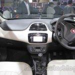 Fiat Linea 125s dashboard at Auto Expo 2016