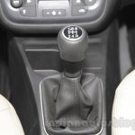 Fiat Linea 125s gear shift at Auto Expo 2016