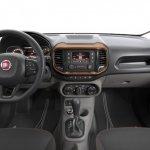 Fiat Toro dashboard launched