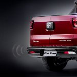 Fiat Toro rear end launched