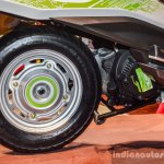 Hero Duet-E electric motor at the Auto Expo 2016