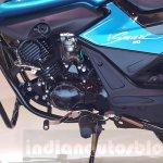 Hero Splendor iSmart 110 engine at the Auto Expo 2016