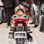 Hero Splendor iSmart 110 rear at Auto Expo 2016