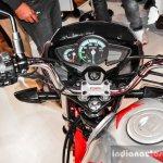 Hero Splendor iSmart 110 speedometer at Auto Expo 2016