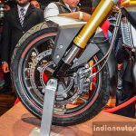 Hero XF3R Concept front disc brake ABS at Auto Expo 2016