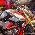 Hero XF3R Concept fuel tank at Auto Expo 2016