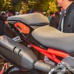 Hero XF3R Concept split seats at Auto Expo 2016