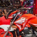 Hero Xtreme 200 S air intake at the Auto Expo 2016