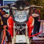 Hero Xtreme 200 S headlamp at the Auto Expo 2016