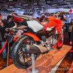 Hero Xtreme 200 S rear quarter at the Auto Expo 2016