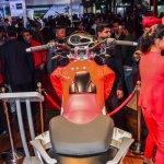 Hero Xtreme 200 S rear top at the Auto Expo 2016