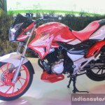 Hero Xtreme 200 S side at Auto Expo 2016