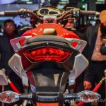 Hero Xtreme 200 S tail lamp at the Auto Expo 2016