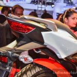 Hero Xtreme 200 S tail piece at the Auto Expo 2016