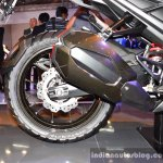 Honda CX-02 Concept rear alloy wheel tyre at Auto Expo 2016