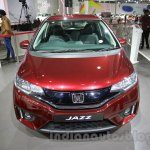 Honda Jazz special edition front at Auto Expo 2016