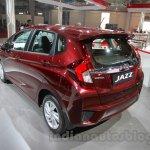 Honda Jazz special edition rear three quarters at Auto Expo 2016