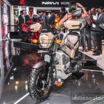 Honda Navi Adventure Concept at Auto Expo 2016