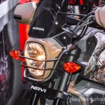 Honda Navi Adventure Concept headlamp at Auto Expo 2016