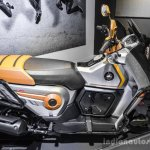 Honda Navi Design Concept semi-scooter top at Auto Expo 2016