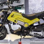 Honda Navi Hopper Green at Auto Expo 2016