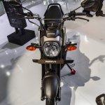 Honda Navi Hopper Green front at Auto Expo 2016