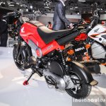 Honda Navi Patriot Red and black at Auto Expo 2016