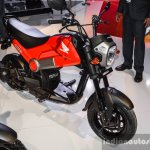 Honda Navi Patriot Red front quarter at Auto Expo 2016