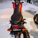 Honda Navi Patriot Red rear at Auto Expo 2016