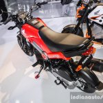 Honda Navi Patriot Red seat at Auto Expo 2016